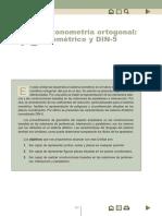 Axonometría Ortogonal - Isométrico y DIN-5