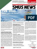 Tourismus News - 6. Ausgabe - Winter 2016/17