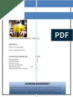 Marketing Project Report - Group 10 - McDonalds