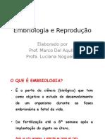 Embriogenese