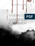 Vademecum Vampiri Il Requiem