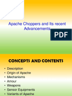Apache Helicopter Ppt