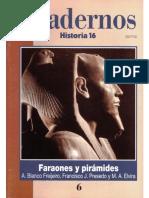 Cuadernos Historia 16 006 1995 Faraones Y Piramides.pdf