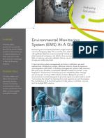 IndustrySolution Invensys EnvironmentalMonitoringSystemForLifeSciences 08-11