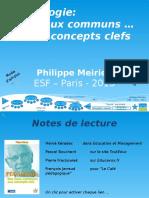 Des Lieux Communs Aux Concepts Clefs-16122014