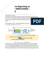 3151-HANA-Native Reporting on BW Data