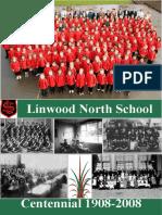 Linwood North Centenial Book