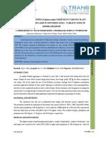 11. Agri Sci - Ijasr-response of Pigeonpea (Cajanus Cajan) Varieties to Varying Plant Population