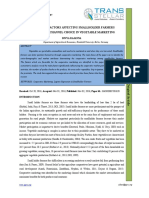 28. Agri Sci - Ijasr-Analysis of Factors Affecting Smallholder Farmers Cooperative Channel