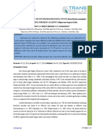 33. Ijasr - Studies on Efficacy of Entomopathogeni