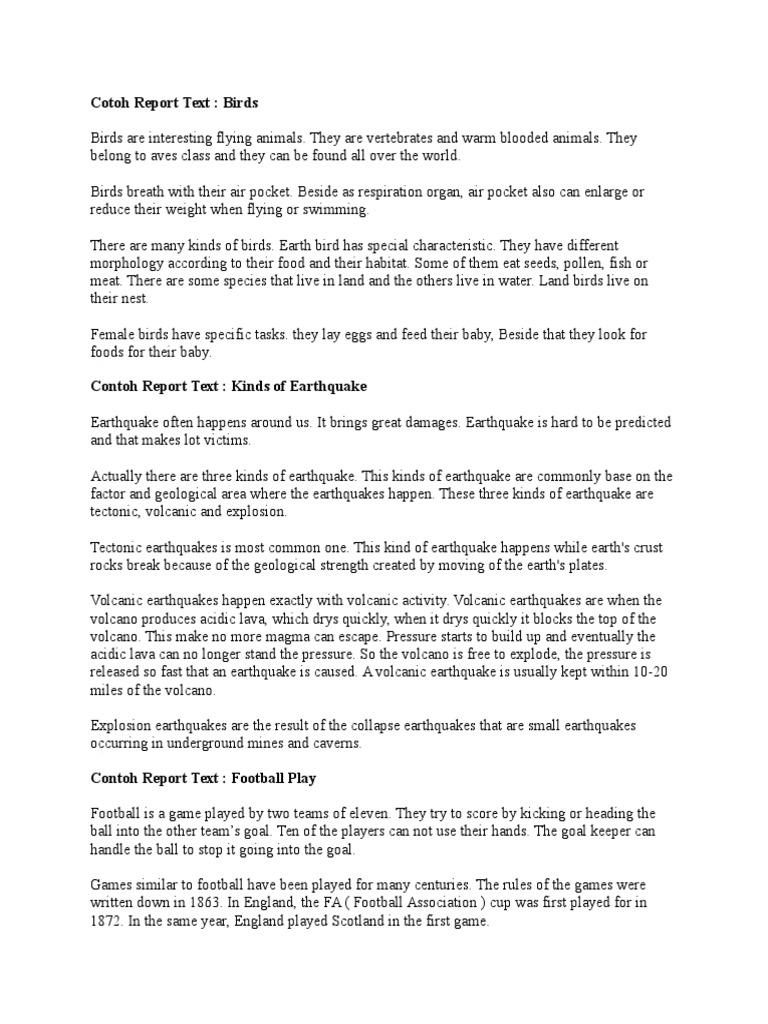 Uncategorized Report Text Animals cotoh report text komodo dragon volcano