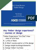 01. Session IV - Timber Design