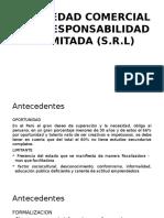 Sociedad Comercial de Responsabilidad Limitada (s