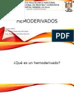 hemoderivados-130831115010-phpapp02