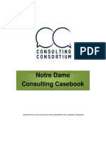 NDCC Consulting Casebook