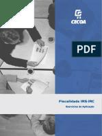 Fiscalidade IRS-IRC Exercícios