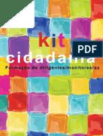 Kit Cidadania Formação de Dirigentes Monitores