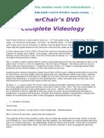 SilverChair DVD Review