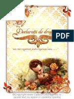 Carte Declaratii de Dragoste Pt Ea Design2