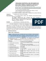 INF.  N° 0051-2016 INFORME INSPECCION TECNICAS SANEAMIENTO Chuchupampa y Casacancha.docx