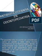 Antibioticoterapia en Odontopediatrãƒ-A
