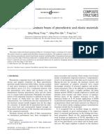 Yang-2006-Interlayer Stress in Laminate Beam of Piezoelectric and Elastic Materials