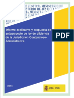 8. Informe Explicativo Propuesta Ley Eficiencia Documento No 8