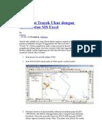 Membuat Trayek Ukur dengan ArcGIS dan MS Excel.docx