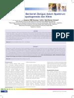 07_247Kinetika Demam Berdarah Dengue Dalam Spektrum Imunopatogenesis Dan Klinis