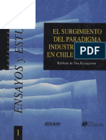El surgimiento del paradigma industrializador en Chile (1875-1900) - Bárbara de Vos