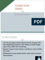 Homeostasis Dan Patogenesis