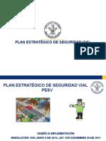 Plan Estratégico de Seguridad Vial