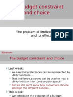 Week_3_The budget constraint and choice.ppt