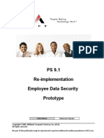 PS 9.1 Re-implementation - Employee Data Security Prototype v1.0