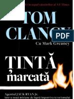Tom Clancy - Tinta Marcata