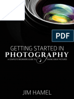 Getting Started in Photography_ - Jim Hamel