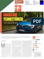 """NOVO RENAULT MÉGANE SPORT TOURER GT 205 EDC NO """"AUTOSPORT"""".pdf"""