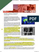 Antonio Campillo _ Biopolitica, totalitarismo y globalizacion