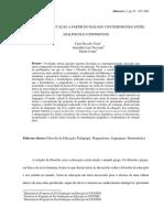FILOSOFIA DA EDUCAÇÃO A PARTIR DO DIÁLOGO CONTEMPORÂNEO ENTRE.pdf