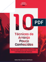eBook Tecnicas de Arranjo m
