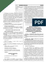Decreto Legislativo Nº 1295