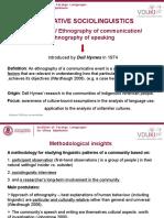 25_Ethnography of Communication
