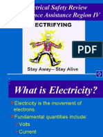 Electrical Safety Review - General Industry