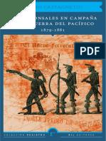Corresponsales en Campaña en La Guerra Del Pacífico 1879-1881 - Castagneto, Piero