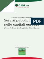Testo Ricerca SPL Capitali Europee