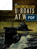 Harald Busch-U-boats at War-Ballantine Books (1955)