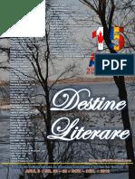 Destine Literare-Literary Destinies-Dec. 2016
