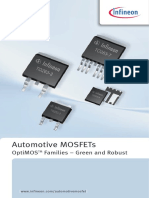 Automotive Mosfet 2010 BR