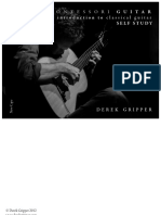 Montessori Guitar - Self Study