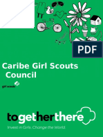 propuesta- caribe girl scouts council